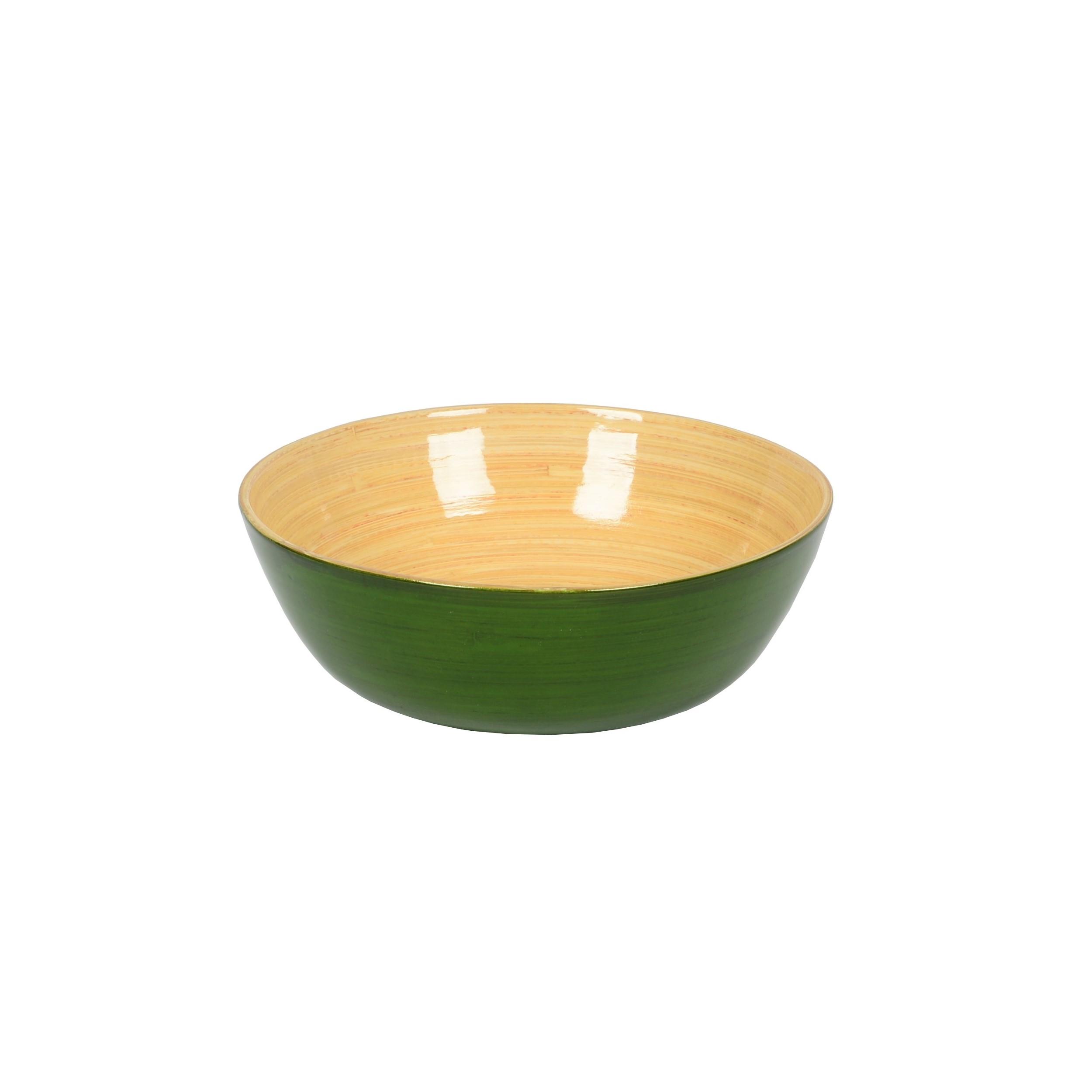 Bambus-Schüssel 15x5